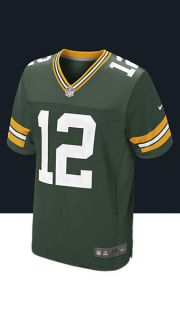 Aaron Rodgers Mens Football Home Elite Jersey 468891_323_A_BODY