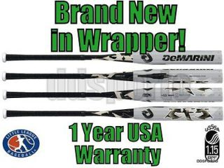 2013 Demarini WTDXCFL 31/20 CF5 Youth Little League Baseball Bat DXCFL