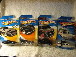 Newly listed KNIGHT RIDER  KITT A TEAM VAN  BATMOBILE
