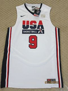 michael jordan olympic jersey in Fan Apparel & Souvenirs