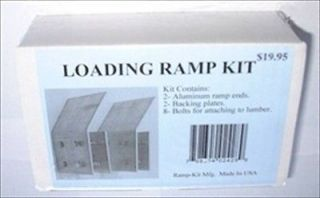 Newly listed Aluminum Loading Ramp Kit ATV,4 Wheeler,Lawnmo​wer SALE