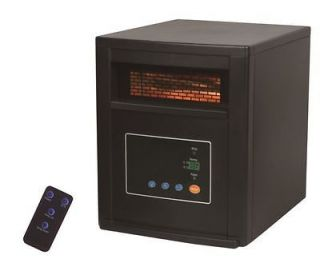 Newly listed NEW LifeSmart 1500 Watt Infrared Quartz Heater LS1500 4 w