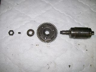 yamaha blaster engine , motor balancer and gear assembly parts