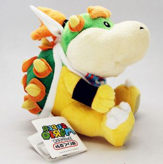 Super Mario Brothers Plushie BOWSER Jr. New 7 Plush Toy Koopa Jr. New