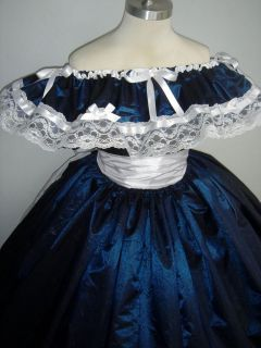 civil war ball gown in Costumes, Reenactment, Theater