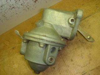 38 continental motors divco milk truck fuel pump time left