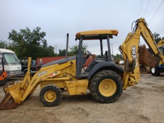 john deere 310 backhoe in Heavy Equipment & Trailers