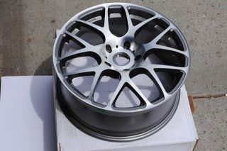19 P40 Style Wheels Rims Gunmetal Machine Acura TSX RSX TL RL MDX All