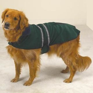 Casual Canine Reflective FLeece warm pet DOG Coat Winter Jacket