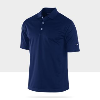 Nike Stretch UV Tech Mens Golf Polo Shirt 358324_419_A