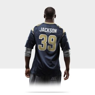 Rams Mens Football Home Game Jersey Steven Jackson 468968_420_D