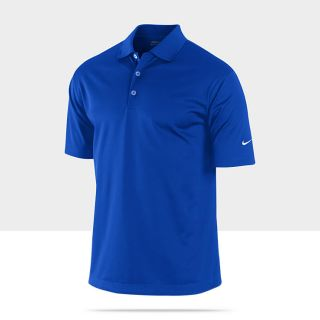 Nike Stretch UV Tech Mens Golf Polo 358324_491_A