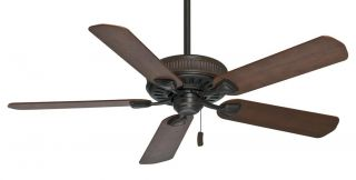 54 Ceiling Fan Energy Star Rated Ainsworth Brushed Cocoa 54001