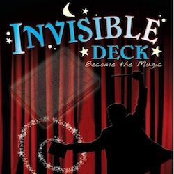 Invisible Deck Magic Trick Pro Brand Poker Size Watch The Video Demo