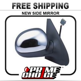 New Power Heated Chrome Passenger Side View Mirror Ford Expedition