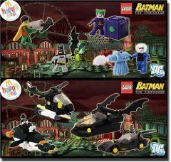 Lego Batman Complete Set 8 Toys In Total All Brand New Still In Bags