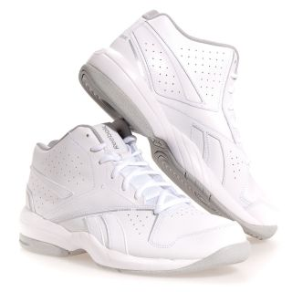 Reebok Mens Buckets VII Synthetic Basketball Basketball Shoes