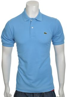Mens Lacoste Polo T Shirt L1212 BES Fjord