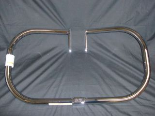 Yamaha Road Star Big Bar Engine Guards Protectors