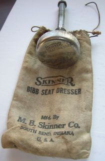 Vintage M. B. Skinner Co.  Bibb Seat Dresser South Bend Indiana