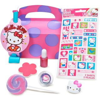 Hello Kitty Balloon Dreams Birthday Party Favor Kit Supplies Treat