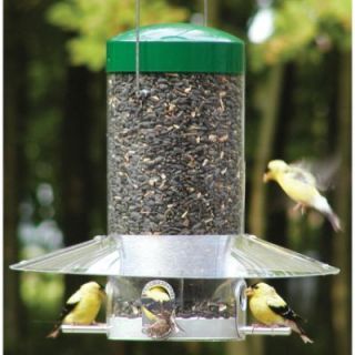 Birds Choice NP435 Hanging 12 in. Classic Feeder with Baffle