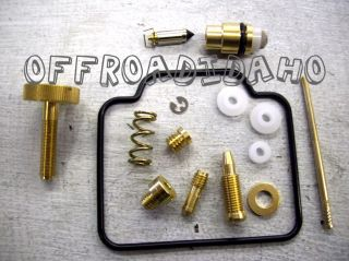 Carb Rebuild Repair Kit Polaris Sportsman 400 03 04 05