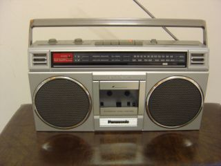 RX 4920 BOOMBOX GHETTO BLASTER RADIO CASSETTE PLAYER 80s RAD