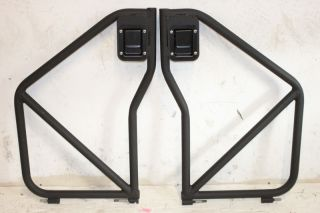 Rear Tubular Offroad Doors 07 13 Jeep Wrangler JK Unlimited 4DR