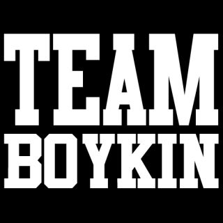 Team Boykin Spaniel T Shirt Cute Puppy Dog Owners Gift