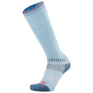 Bridgedale Midweight Ski Sock Womens Ice Sky L