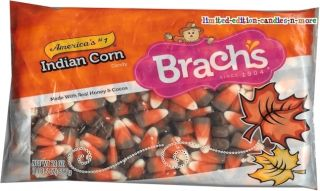 BAG ~ Brachs INDIAN CANDY CORN ~ 21oz ~ YUMMY Halloween Candy