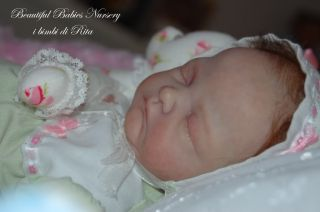 Beautiful Babies Nursery Reborn Baby Girl Corbin Kit by Donna Lee
