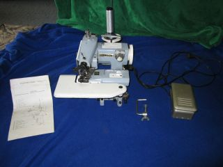 Vintage Consew Blind Stitch Sewing Machine