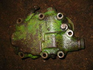 john deere a a1430r power lift valve antique tractor time