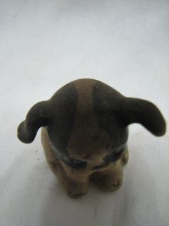 Antique Fido Cast Iron 1 5 Hubley Boston Terrier Puppy Dog Figural