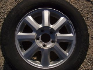 16 2005 to 2008 Buick Allure Lacrosse 8 Spoke Painted Alloy Wheel Rim