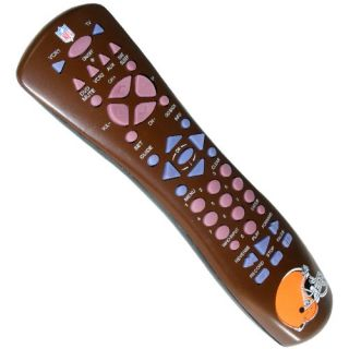 Official Licensed iHip NFL Universal TV Remote Control Up to Six