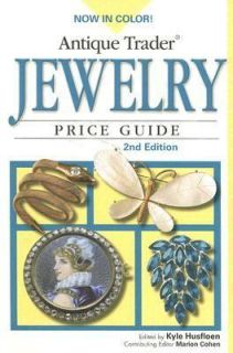 Antique Trader Jewelry Price Guide 2007, Paperback