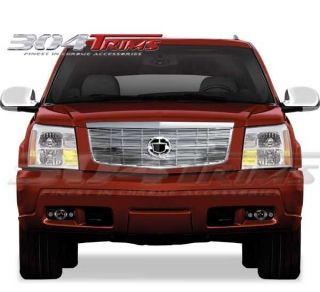 Cadillac Escalade ESV Ext 2002 2003 2004 2005 2006 Top Chrome Billet