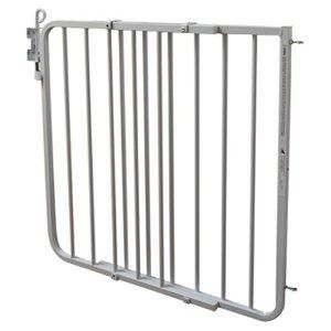 cardinal gates auto lock gate white