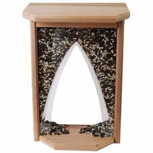 Heath Casement Window Bird Feeder