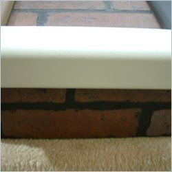 Cardinal Gates Kids Edge Hearth Pad Kit Ivory