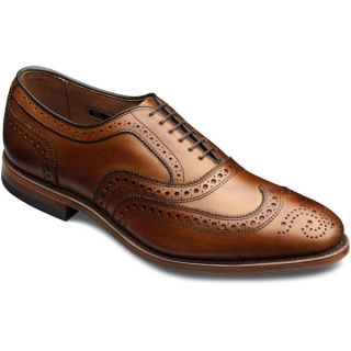Mens Allen Edmonds McAllister Dress Shoes Walnut New in Box