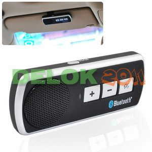 Bluetooth Speaker for Cell Phone iPhone 4 Handfree Car Kit
