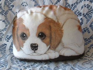 Fiddlers Elbow King Charles Spaniel Puppy Dog Soft Sculpture Pupper