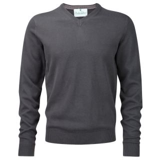 Charles Wilson Mens Cotton V Neck Sweater DD VN01