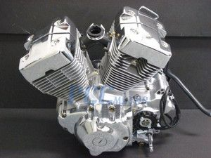 250cc V Twin Honda Engine Motor Mini Chopper Bike Motorcycle