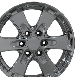 Canyon Wheels 5325 Set of 4 Rims Fit Chevy GMC Colorado Z71 Z85