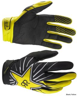 Fox Racing Dirtpaw Rockstar Gloves 2012